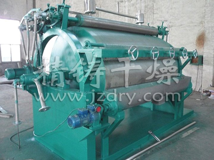 HG (Single & Double) Cylinder Scratch Board Dryer